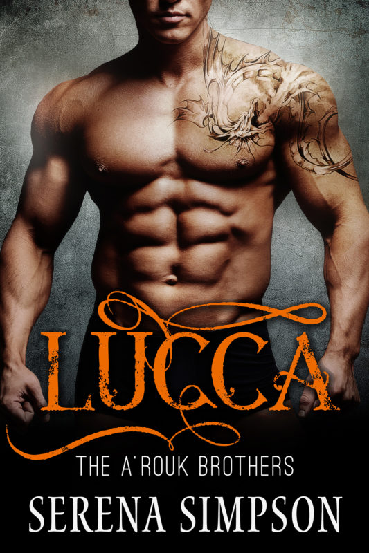 Lucca: The A'rouk Brother's Book Three